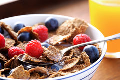 Healthy morning meal Stock Image