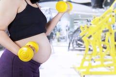 Healthy motherhood concept 1 Stock Photography