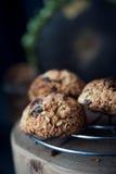 Healthy muesli cookies Royalty Free Stock Photo