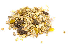 Healthy muesli Stock Photo