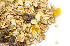 Healthy muesli Stock Images