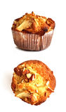 Healthy muffin Royalty Free Stock Photo