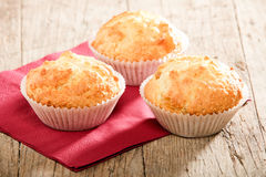 Healthy muffins Stock Photos