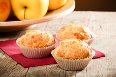 Healthy muffins Royalty Free Stock Photos