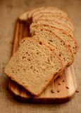Healthy multigrain bread. Royalty Free Stock Photography