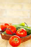 healthy natural fresh vegetables Stock Image