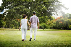Healthy Nature Outdoors Park Togetherness Love Concept Stock Photos