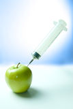 Healthy Needle Stock Image