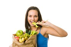 Healthy nutrition Stock Photo