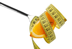 Healthy Nutrition, Lose Weight Concept Stock Photography