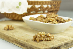 Healthy nuts Royalty Free Stock Photo