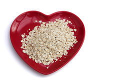 Healthy oats... Royalty Free Stock Photos