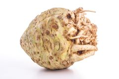 Healthy Organic celeriac Royalty Free Stock Photography