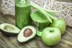 Healthy organic smoothies. Stock Photo