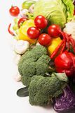 Healthy Organic Vegetables Royalty Free Stock Image