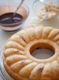 Healthy paleo cake Royalty Free Stock Photo