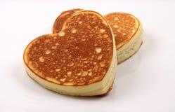 Healthy pancakes Stock Photos