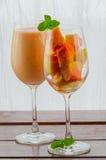 Healthy Papaya Stock Photo