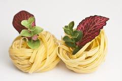 Healthy pasta Stock Photo