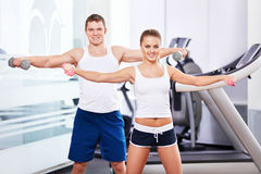Healthy people Royalty Free Stock Photo