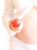 Healthy pregnancy Royalty Free Stock Photo