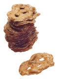Healthy Pretzel Toasted Chip Snack Stock Photography