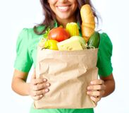 Healthy products Stock Images
