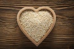 Healthy quinoa Royalty Free Stock Photography