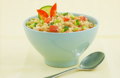 Healthy Quinoa salad Royalty Free Stock Photography