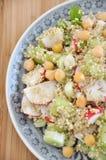 Healthy Quinoa Salad Stock Images