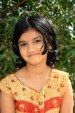 Healthy Rajasthani girl Stock Photography