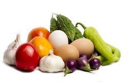 Healthy raw vegetable organic food Royalty Free Stock Photo