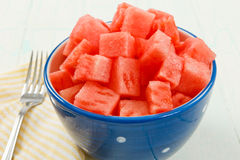 Healthy Red Watermelon Royalty Free Stock Images