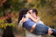 Healthy Relationship Royalty Free Stock Photo