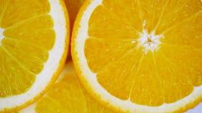 Ripe orange fruits background