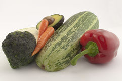 Healthy Root and Plant Veg Royalty Free Stock Photos