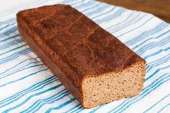 Healthy Rye Bread Stock Photography