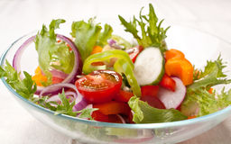 Healthy salad Royalty Free Stock Photography