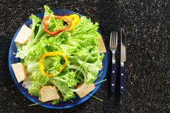 Healthy salad. Stock Photography