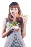 Healthy salad Royalty Free Stock Image