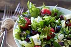 Free Healthy Salad Royalty Free Stock Image - 41958626