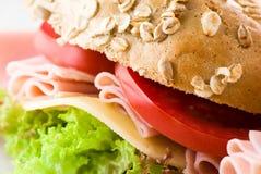 Healthy sandwich royalty free stock photos