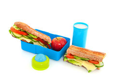 Healthy sandwich Stock Photos