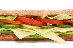 Healthy sandwich Stock Photos