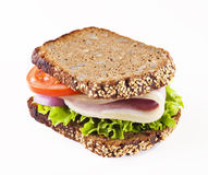 Healthy Sandwich Royalty Free Stock Photos