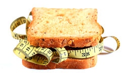 Healthy sandwitch Royalty Free Stock Photo