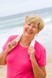 Healthy senior life Royalty Free Stock Image