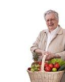 Healthy Senior Man Stock Photo