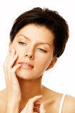 Healthy skin Stock Photos