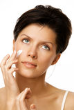 Healthy skin Stock Photography